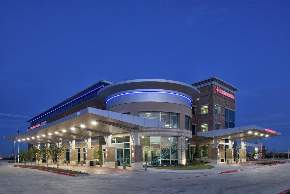 North Texas Regional Hospital - SW Associates Consulting ...